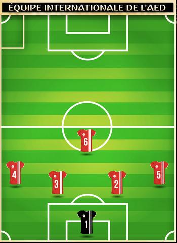 AED Coupe du Monde : devenez supporters de notre équipe ! 111