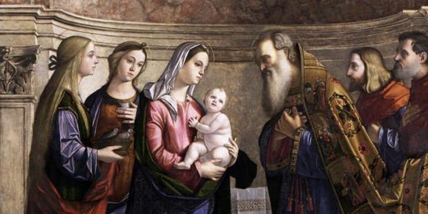 Fête de la Présentation de l'enfant Jésus au Temple : 1170
