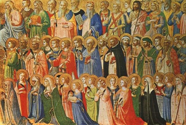 Prions chaque jour avec les saints ! Grâce à Hozana : 169