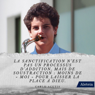 Bienheureux Carlo Acutis mort à 15 ans fête 12 Octobre Carlo-12