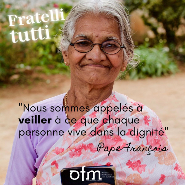 """Pape François encyclique """"Fratelli Tutti"""" Tous frères Fratel10"""