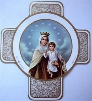Litanie de la Sainte Vierge Marie : Marie_12