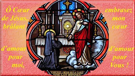 Sainte Marguerite-Marie et le Sacré-Coeur de Jésus : Sacrzo11