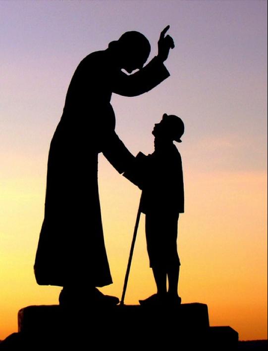 Le Saint curé d'Ars : Jean-Marie Vianney 4 Août Saint_11