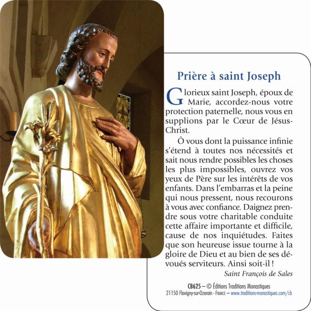 en mars, prions Saint Joseph Saint_15