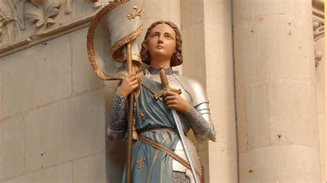 Sainte Jeanne d'Arc fête le 30 Mai Sainte16