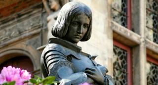 Sainte Jeanne d'Arc fête le 30 Mai Sainte19