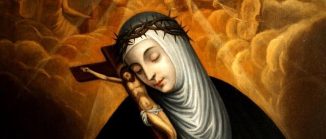 29 avril : Sainte Catherine de Sienne (†1380)  Ste-ca11