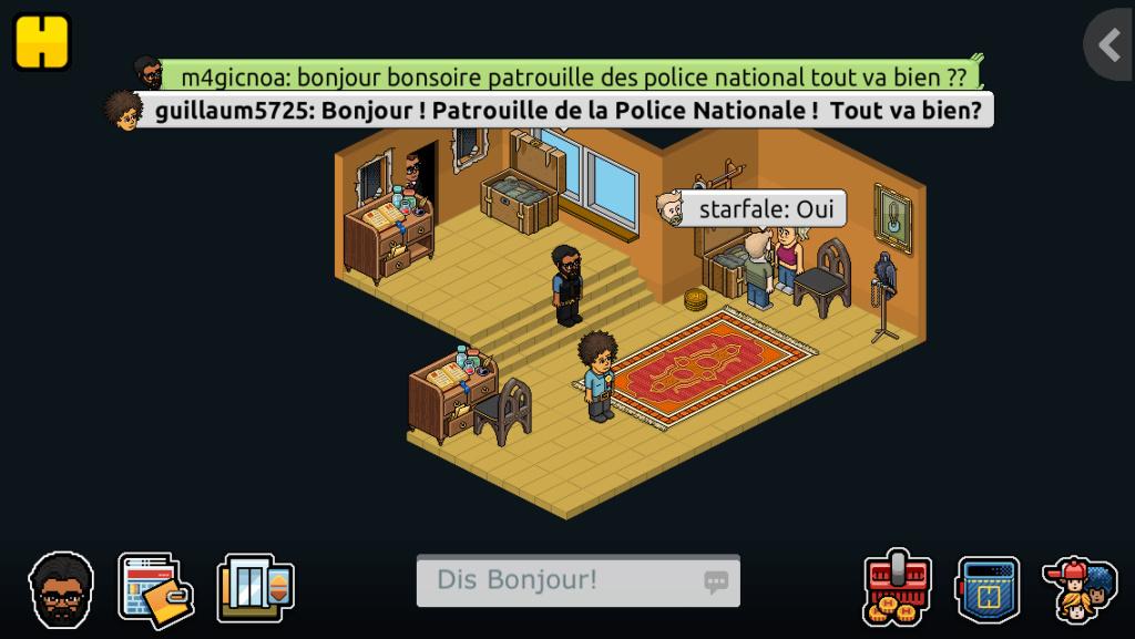 (C.M) Rapport de Patrouille du Sergent m4gicnoa 4e787910