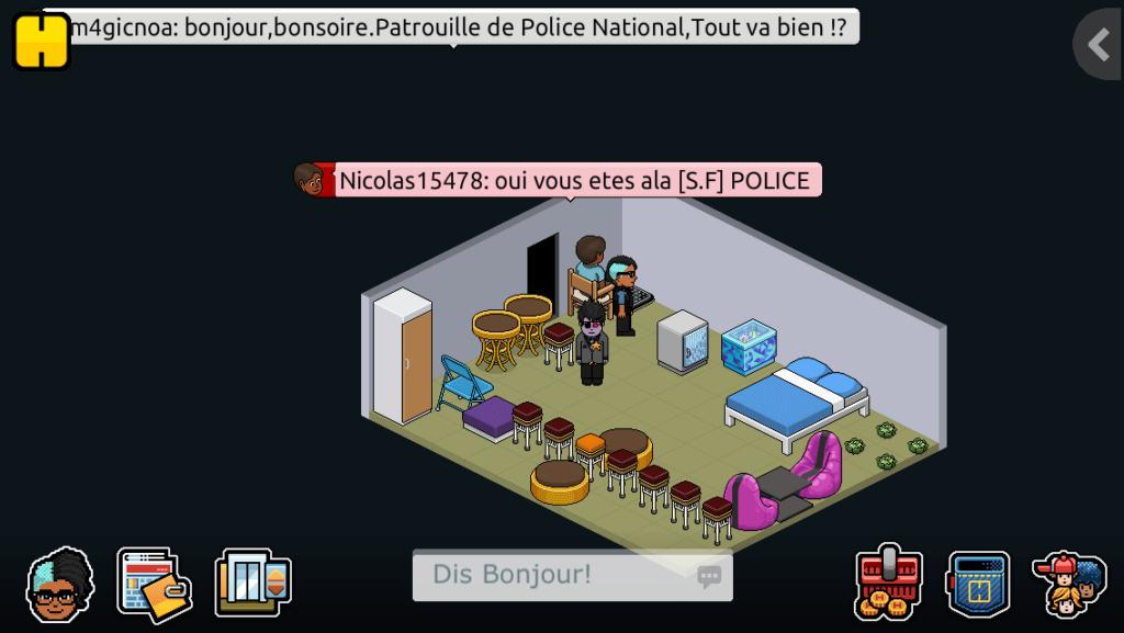 (C.M) Rapport de Patrouille du Sergent m4gicnoa Fd453110