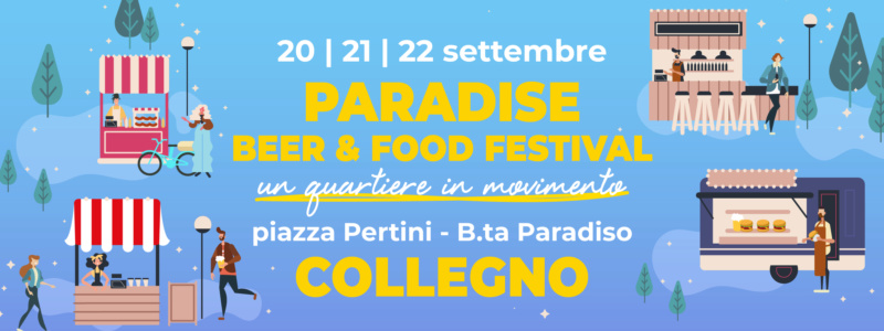 Paradise Beer & Food Festival - Collegno Evento11