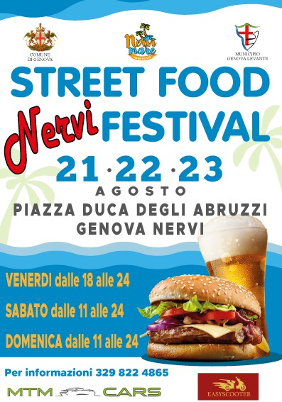 Streetfood Nervi Festival Genova10
