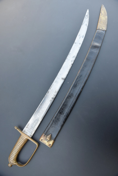 Les armes blanches du royaume de Sardaigne et de Savoie. - Page 3 4d516210