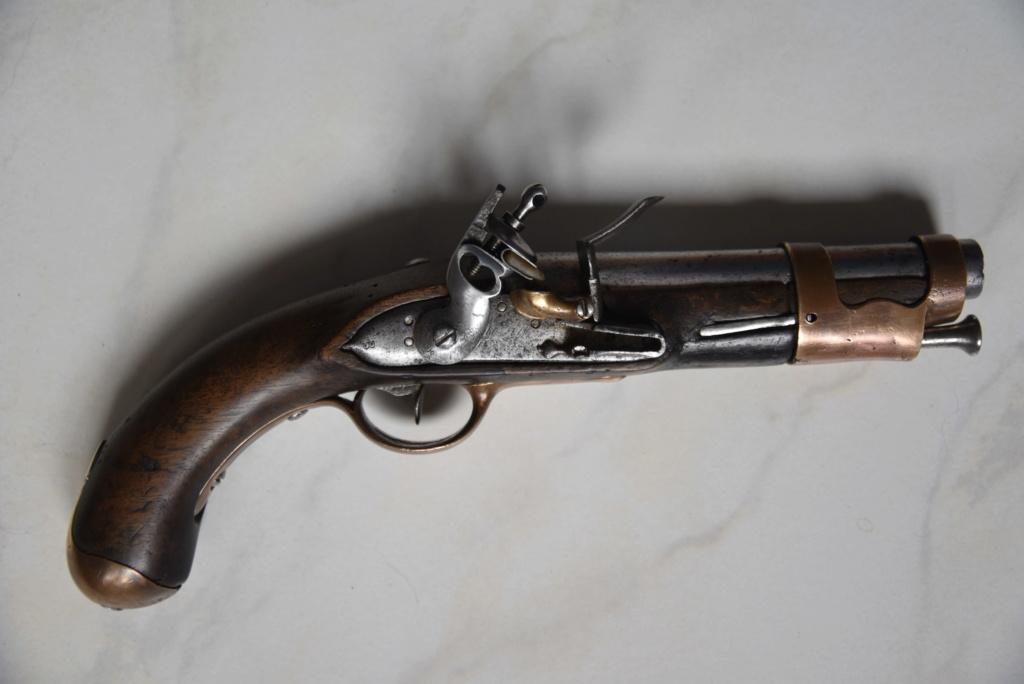 Mle 1770 Pistolet de la Maréchaussée - Page 2 A142f310