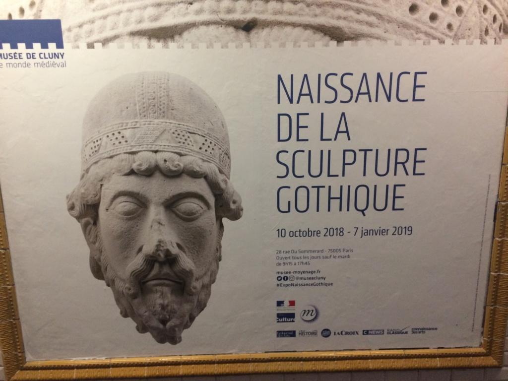 Ou expo sur les origines du gothique au musée de Cluny  4c07dd10