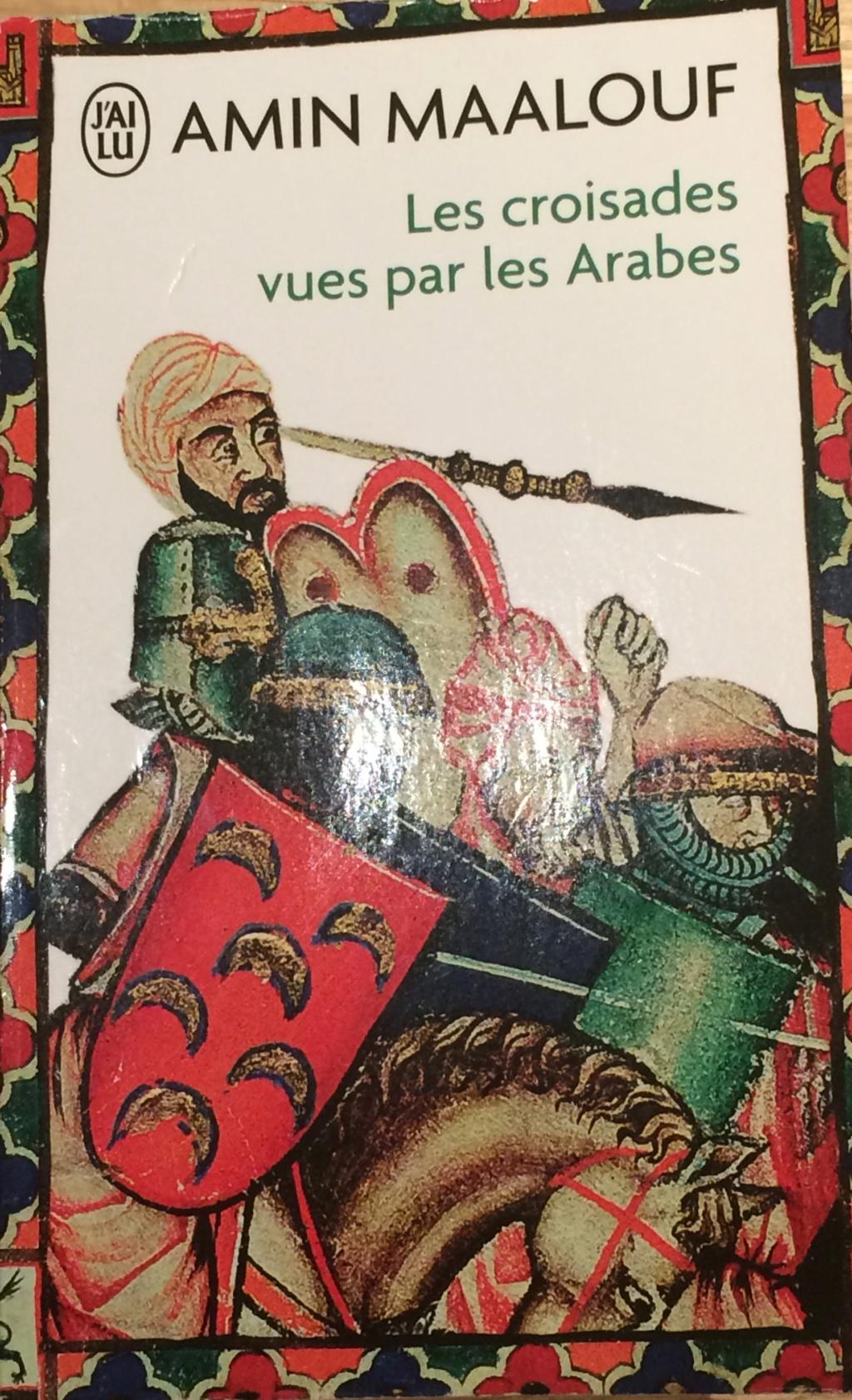 Les croisades vues par les arabes - Amin Maalouf 9c8c6410