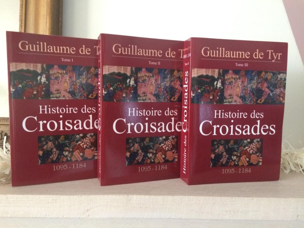 Guillaume de Tyr - histoire des croisades Dc192810