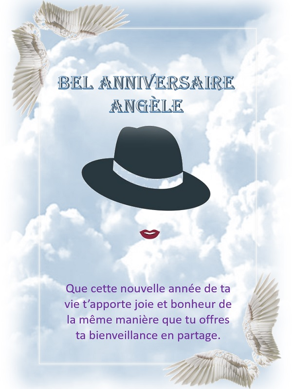 ~~~Happy B-day sœurs/frères VERSEAU~~~ - Page 4 Angzol10