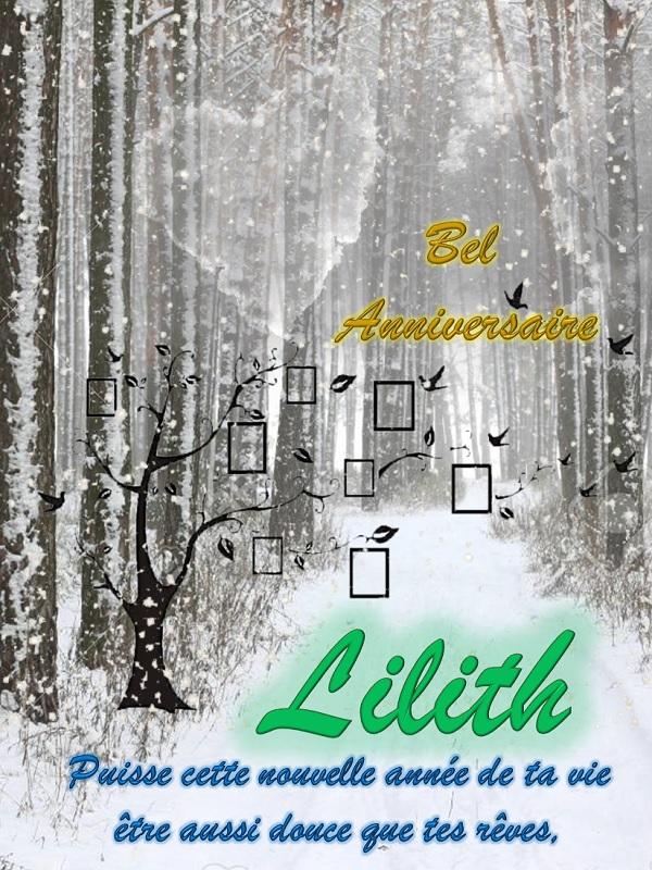 Bon anniversaire Lilith !! Annive11