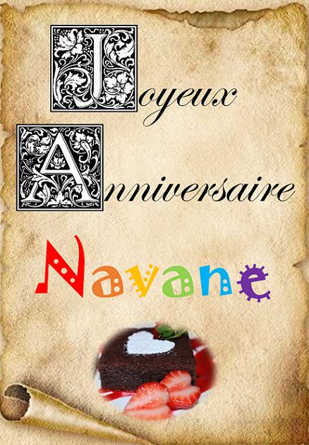 Bon anniversaire Navane ! Navane10