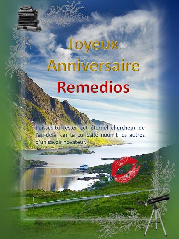 Joyeux anniversaire Remedios Remedi10