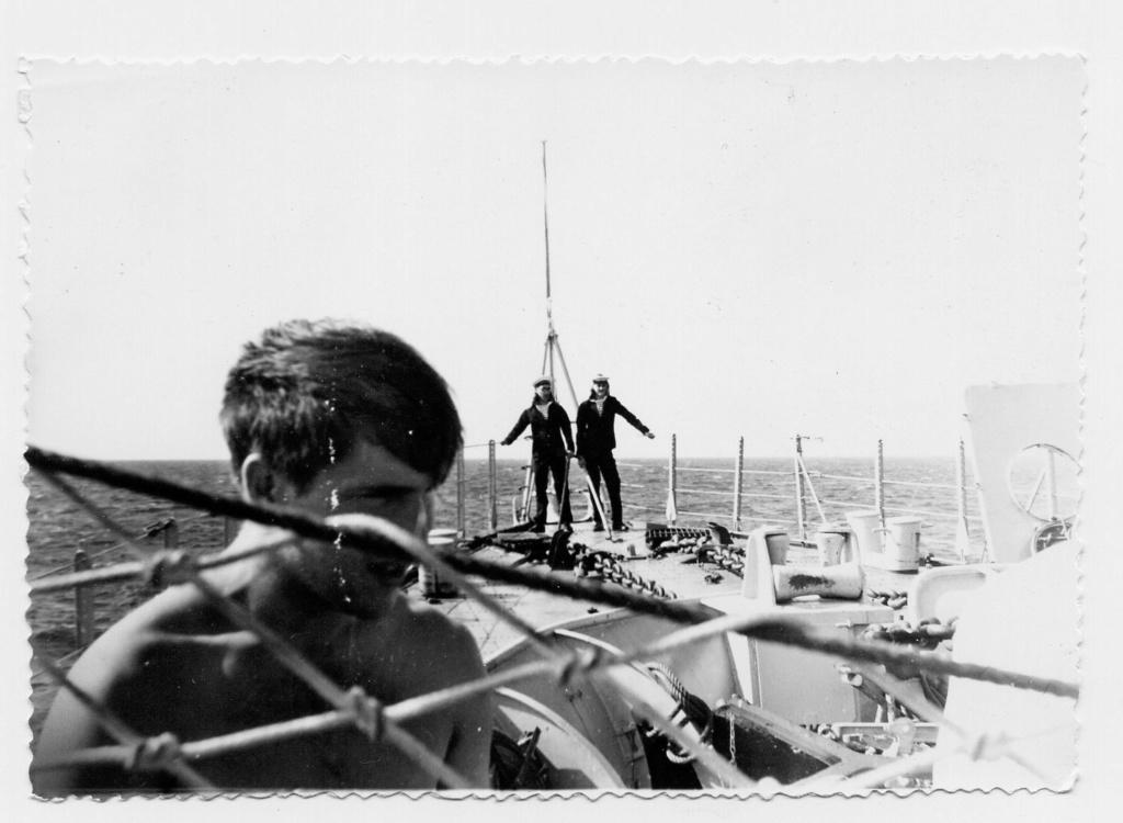 [ Les traditions dans la Marine ] LE PASSAGE DE LA LIGNE - ÉQUATEUR (Sujet unique) - Page 15 Gaffer10