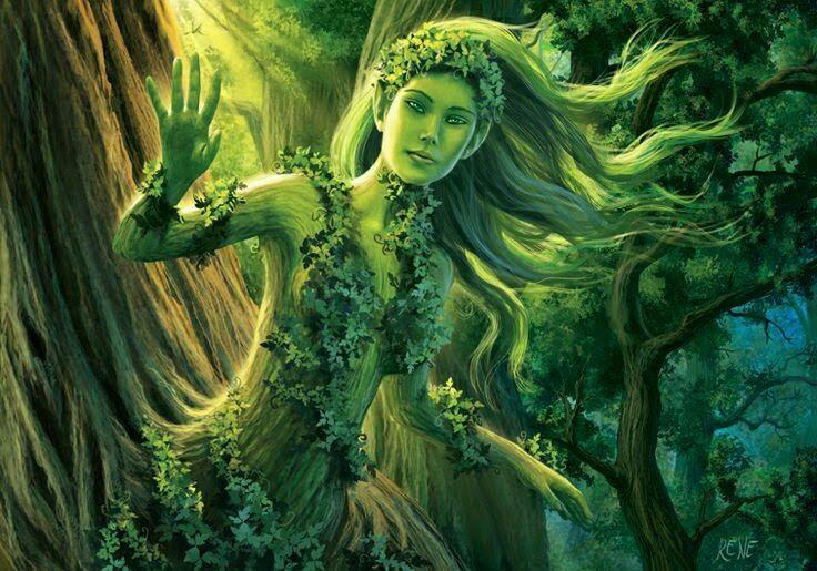 Mind Storm - Dungeon world - 5 vagas - Página 9 Dryade11