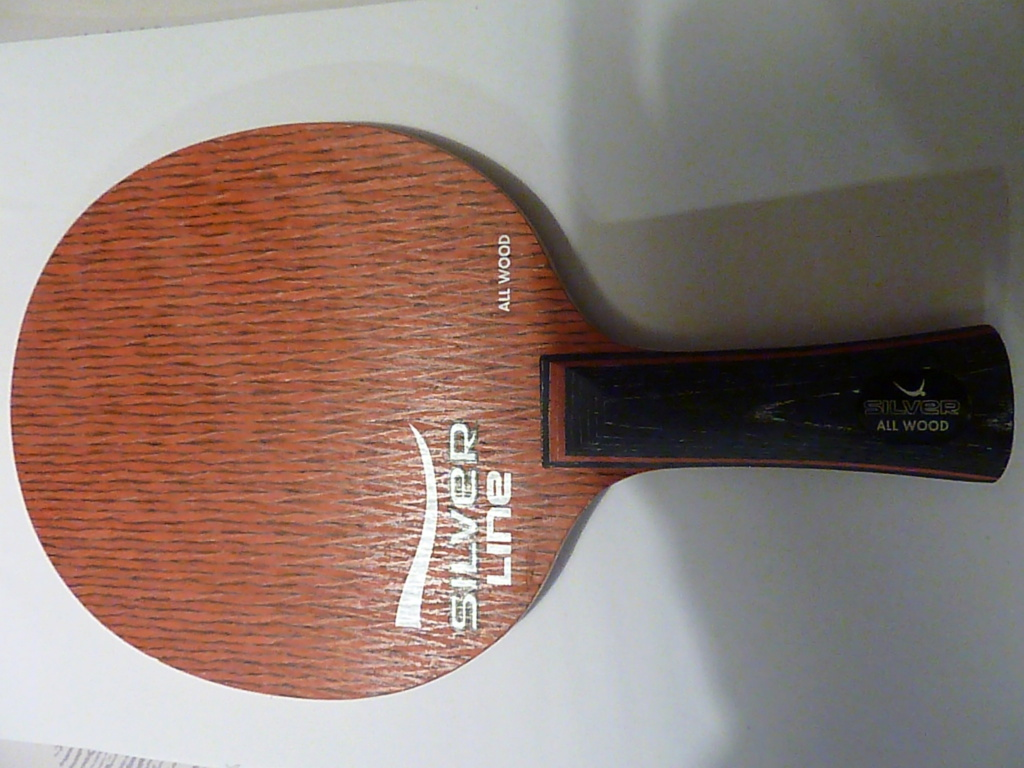 BOIS YASAKA SILVER LINE ALL WOOD manche concave P1080711