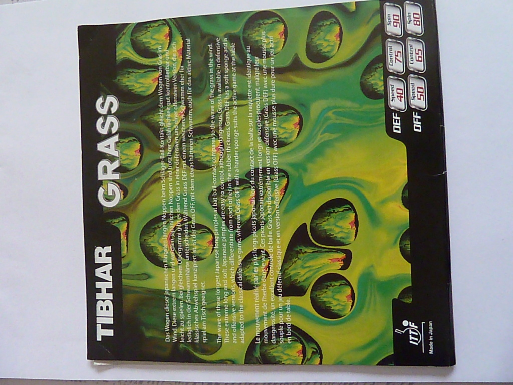 PICOT LONG GRASS TIBHAR 0X NEUF NOIR P1080716