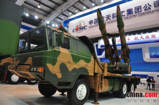 MAN KAT 6x6/KS-1/HQ-12 SAM mash-up 15559610