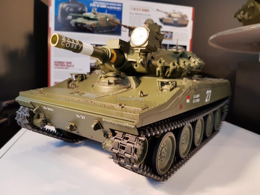 New Tamiya Tank  20190111