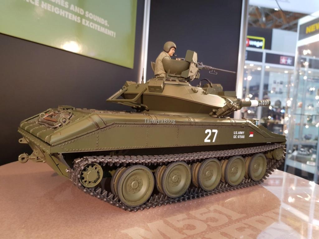 New Tamiya Tank  20190116