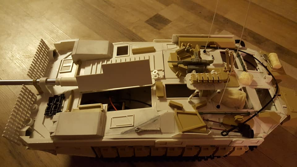"""Strv 103 """"S"""" tank 48370110"""