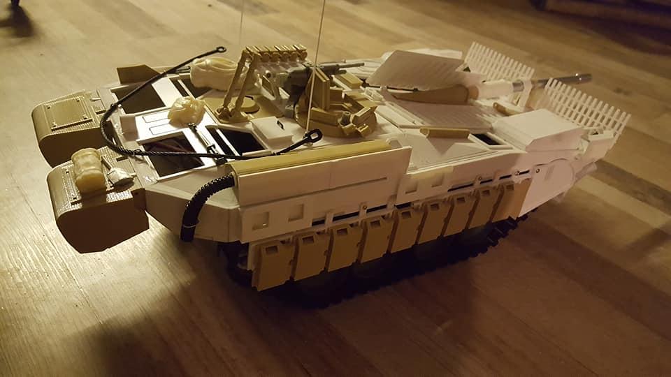 """Strv 103 """"S"""" tank 48966310"""
