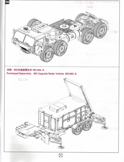 1/12 8x8 Transport Truck Cci20111