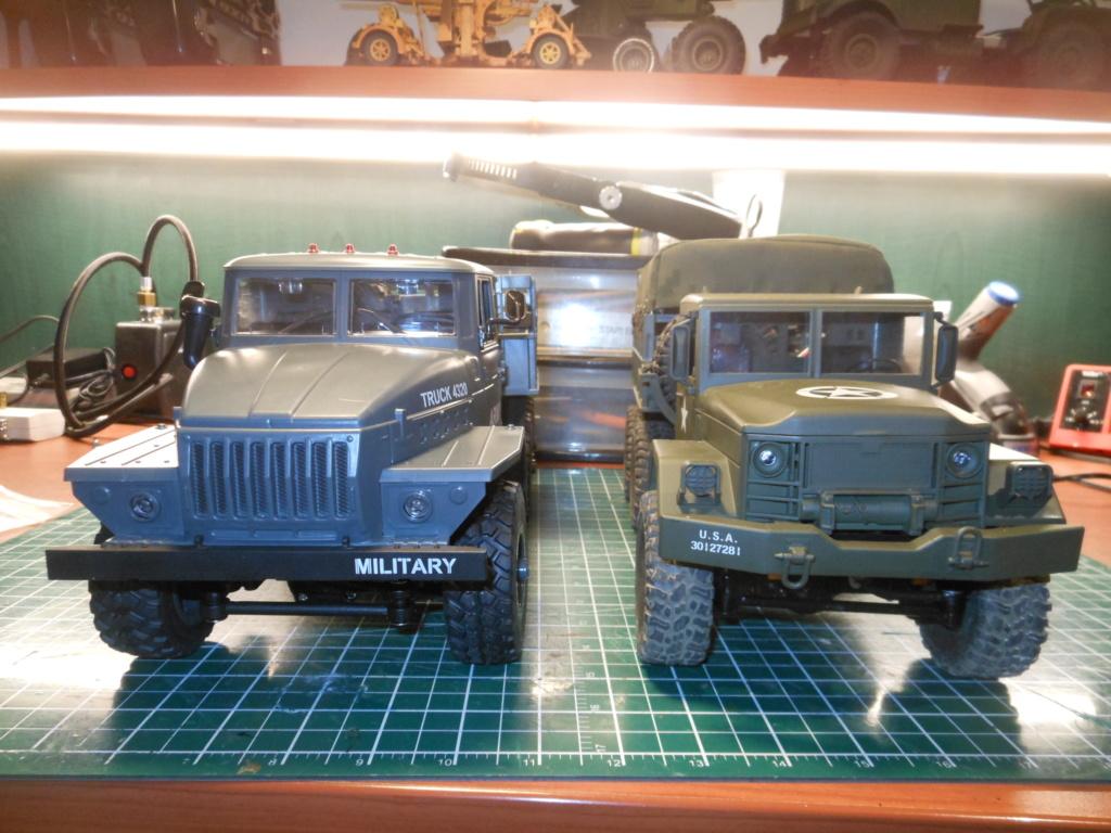 WPL 6x6 truck Dscn2041