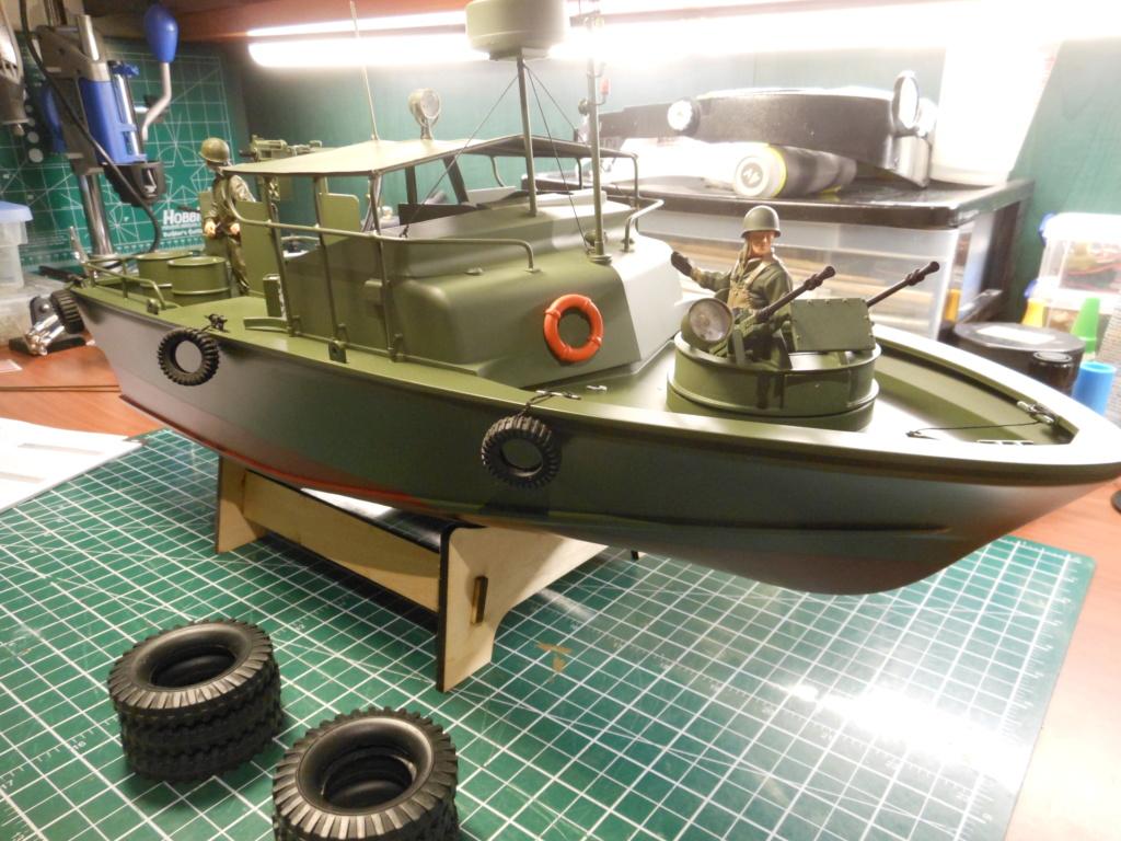 Pro Boat Alpha Patrol Boat Dscn2049