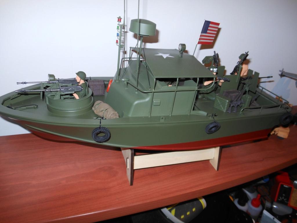 Pro Boat Alpha Patrol Boat Dscn2121