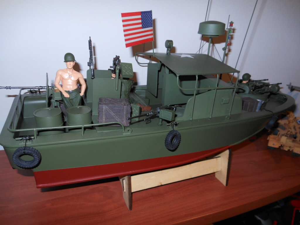 Pro Boat Alpha Patrol Boat Dscn2122