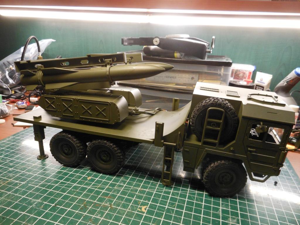 1/16 MAN 6x6 Missile Launcher For Sale Dscn2141