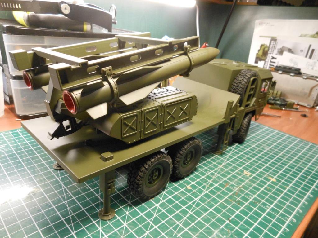 1/16 MAN 6x6 Missile Launcher For Sale Dscn2142