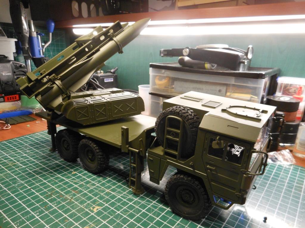 1/16 MAN 6x6 Missile Launcher For Sale Dscn2143
