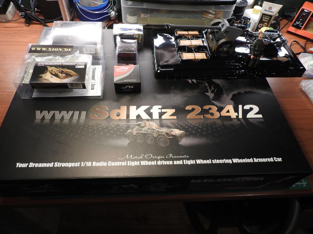 Holiday Build - SdKfz 234 2/3/4 Dscn2742