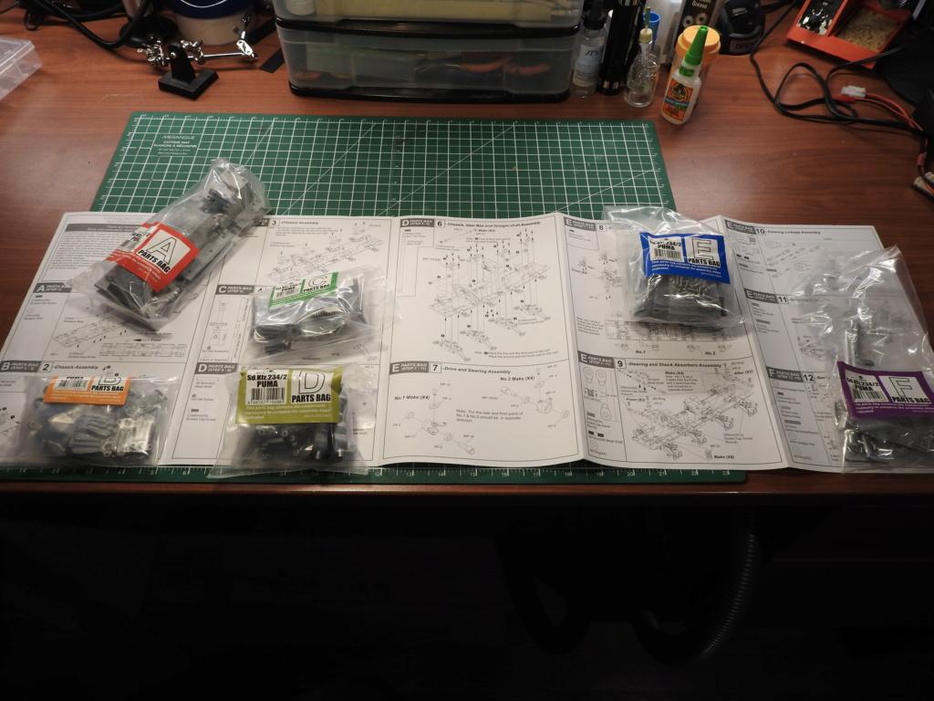 Holiday Build - SdKfz 234 2/3/4 Dscn2745