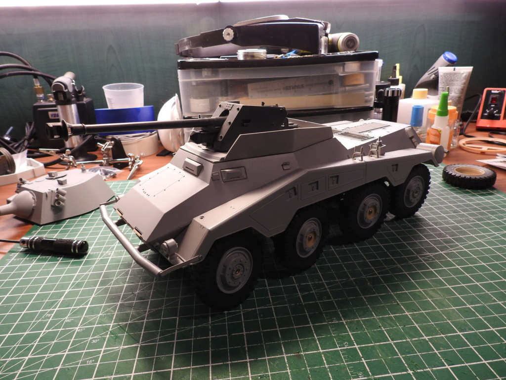 Holiday Build - SdKfz 234 2/3/4 Dscn2817