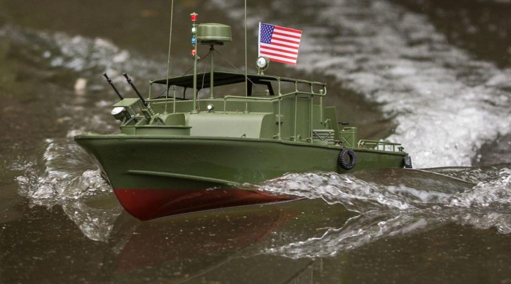 Pro Boat Alpha Patrol Boat Prb08010