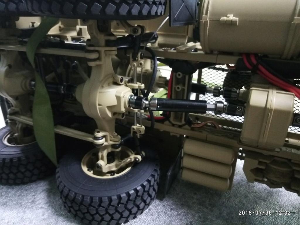 1/12 8x8 Transport Truck S-l16012