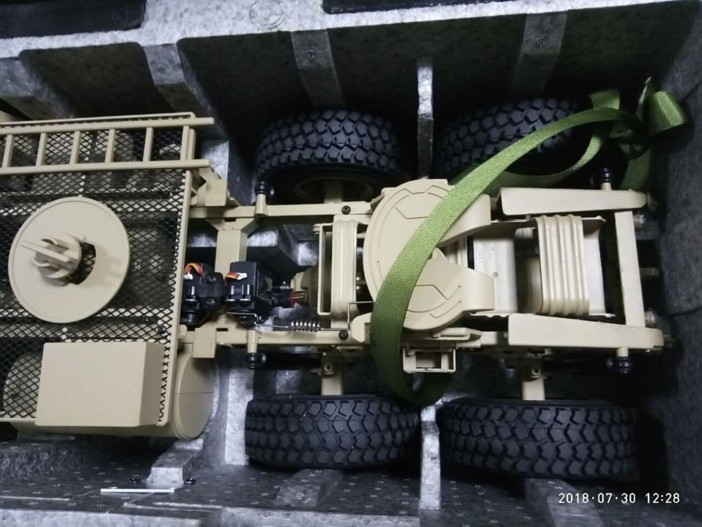 1/12 8x8 Transport Truck S-l16015