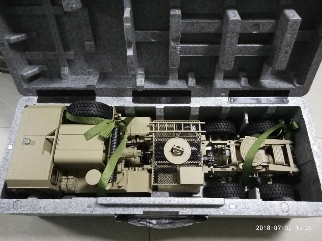 1/12 8x8 Transport Truck S-l16016