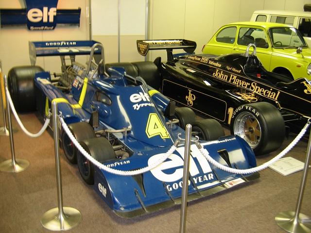 Tamiya 1/10 Tyrrell P34 1977 Special Edition Release Tamiya12